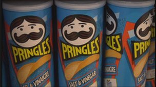 Pringles Crisps for sale