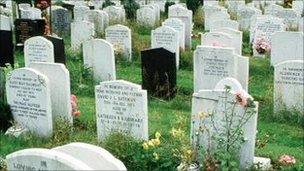 Graveyard (generic)