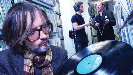 Jarvis Cocker at BBC Archive