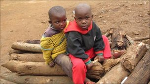 Gisimba orphans