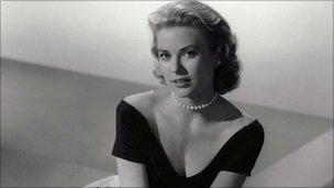 Princess Grace - Rear Window