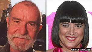 Athol Fugard and Eve Ensler
