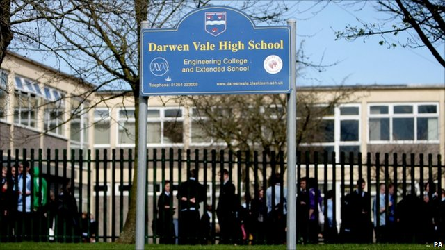 Darwen Vale High School
