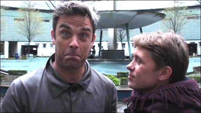 Robbie Williams and Mark Owen's Premier League predictions