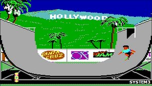 California Games on C64