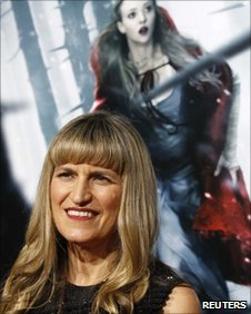 Catherine Hardwicke at Red Riding Hood's Hollywood premiere in March