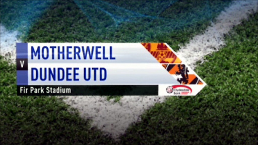 Motherwell v Dundee United