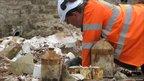 Crossrail archaeology
