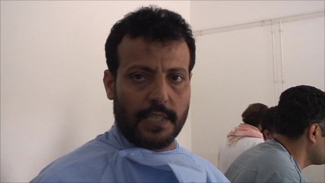 Libyan doctor