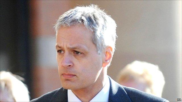 Robin Garbutt denies killing wife Diana
