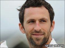 Durham pace bowler Graham Onions
