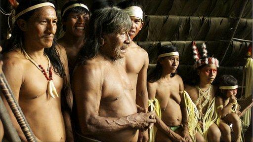 Huaorani tribe