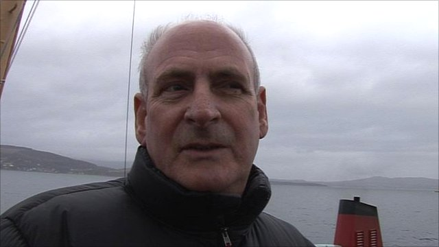 car ferry passenger offers views