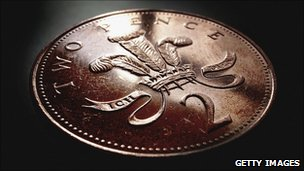 Two-pence piece