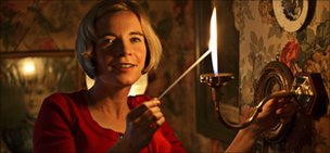 Lucy Worsley fires up an early gaslight