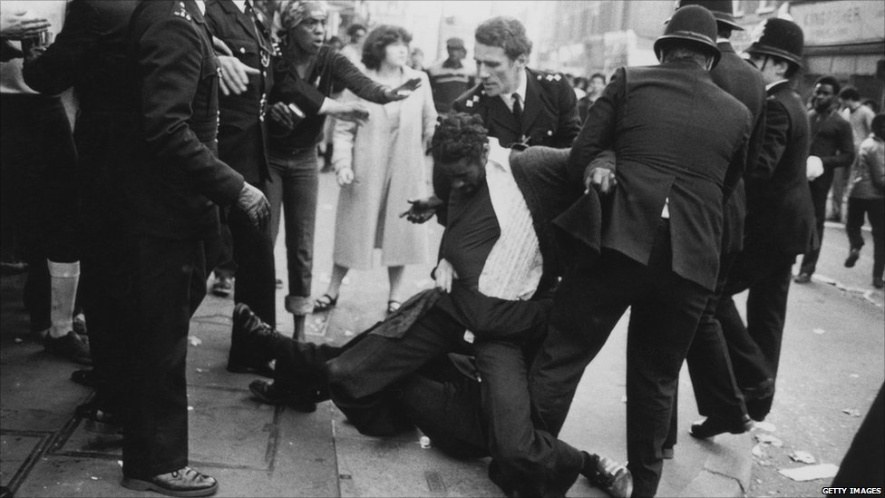 The 1958 Race Riots of Notting Hill