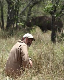 Raoul du Toit in Zimbabwe