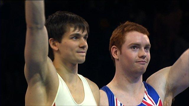 Daniel Purvis ties for bronze with Ukrainian Mykola Kuksenkov