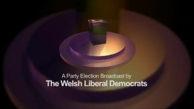 A Party Election Broadcast by The Welsh Liberal Democrats