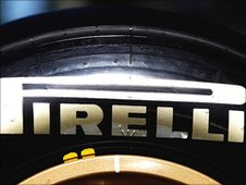 Pirelli's soft 'option' tyres