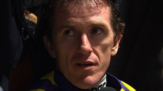 2010 Grand National winner AP McCoy