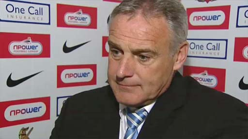 Cardiff City manager Dave Jones