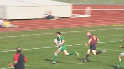 Rugby: Guernsey v Trojans