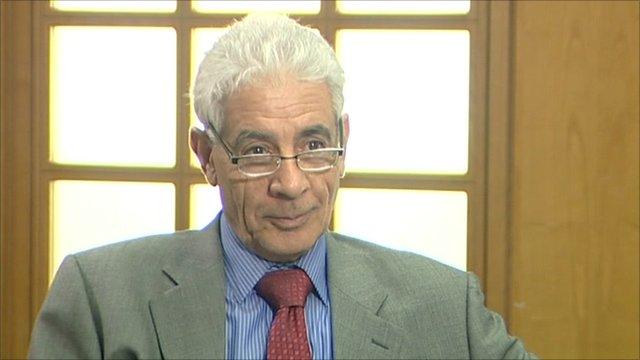 Moussa Koussa