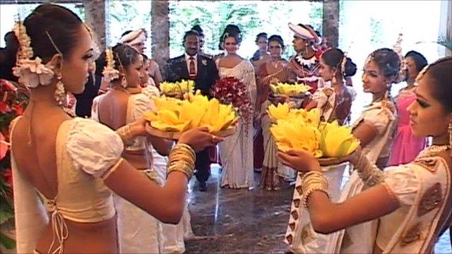 Traditional Dress for Weddings in Sri Lanka