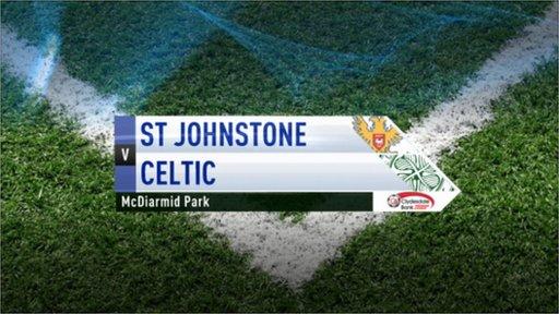 Highlights - St Johnstone 0-1 Celtic