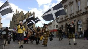Celebrating St Piran's Day