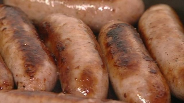 Newmarket sausages