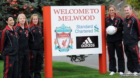 Liverpool Ladies FC