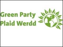 Logo'r Blaid Werdd