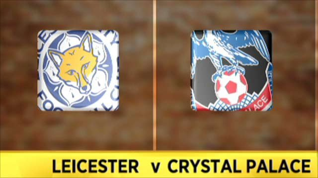 Highlights - Leicester 1-1 Crystal Palace
