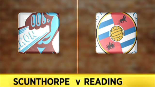 Highlights - Scunthorpe 0-2 Reading