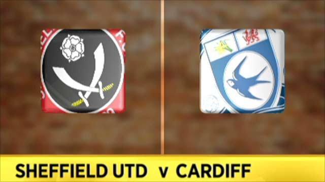 Highlights - Sheff Utd 0-2 Cardiff