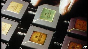 Motorola computer Chips