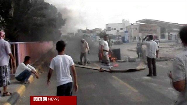 Unrest in Yemen