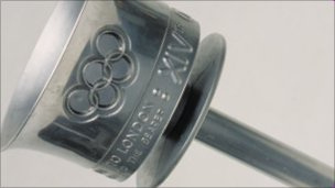 1948 Olympic Torch (International Olympic Committee)
