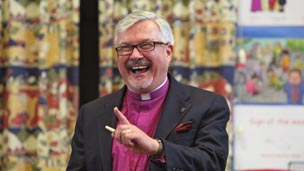 Bishop Andrew Proud