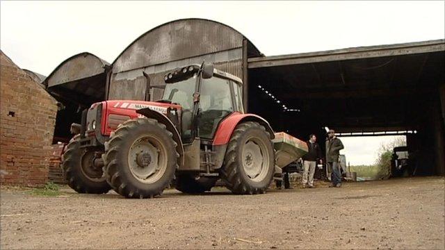 Farming: UK's 'most dangerous profession'