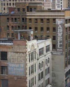 Downtown Detroit
