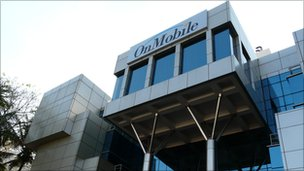 OnMobiles offices, Bangalore