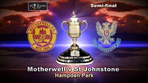 Scottish Cup highlights - Motherwell 3-0 St Johnstone