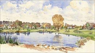 Thakeham housing plan
