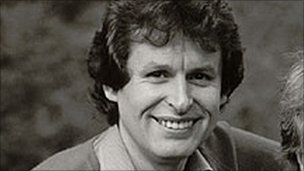 Former BBC presenter Winton Cooper