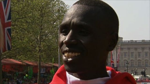 Emmanuel Mutai