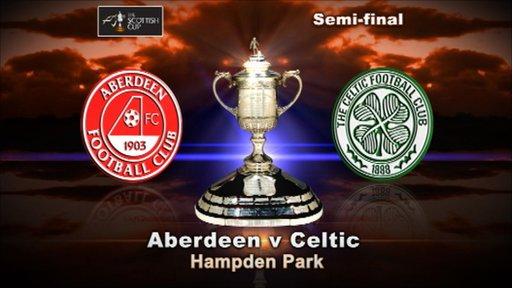 Scottish Cup highlights - Aberdeen 0-4 Celtic