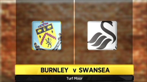 Burnley 2-1 Swansea